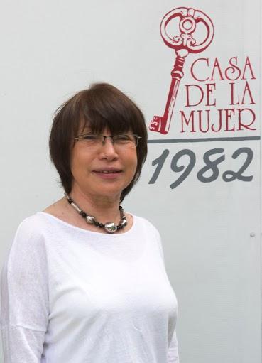 Amparo Sánchez en Casa de la Mujer, en Bogotá (Alex Zapico)